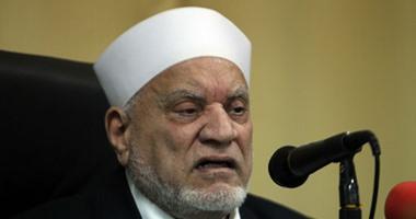 أحمد عمر هاشم: لم يخرج من عباءة التصوف إرهابى ولا متطرف