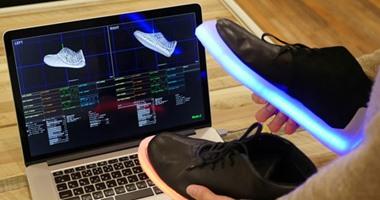 علماء يبتكرون أحذية رياضية ذكية ترصد الخطوات والسعرات الحرارية
