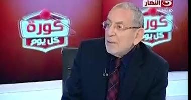 عدلى القيعى: المنظومة الإعلامية بالأهلى مخترقة