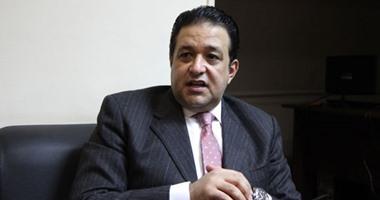"""رئيس برلمانية المصريين الأحرار: على عبد العال قدمنى لرئيس فرنسا """"معارضا"""""""