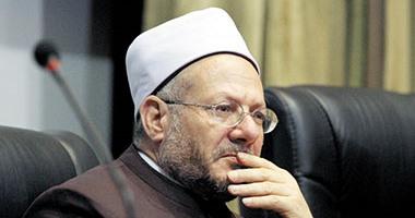 مفتى الجمهورية: الإسلام يتصدى لكل أشكال العنف والفوضى والإرهاب الفكرى