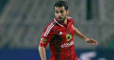 الأهلى يقيد عبد الله السعيد فى اتحاد الكرة 3 سنوات رسميا
