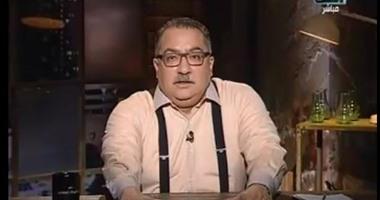 إبراهيم عيسى بـ القاهرة والناس : دعم مصر  غير شرعى و عودة للصوت الواحد