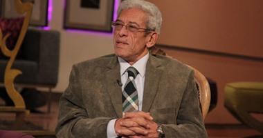 """داوود عبد السيد ورمسيس مرزوق ضمن حضور العرض الخاص لفيلم """"زهرة الصبار"""""""