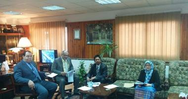 بالصور.. رئيس جامعة الأزهر يبحث التعاون المشترك مع وفد من السفارة الماليزية