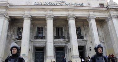 رئيس محكمة شرق الإسكندرية: منع دخول أى شخص لا يتبع الإجراءات الوقائية