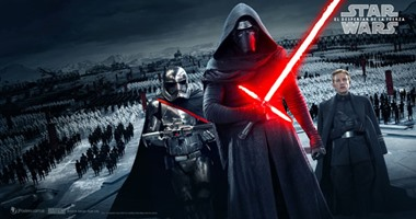 Star Wars: The Force Awakens  ثالث أكثر الأفلام إيرادات فى تاريخ السينما العالمية