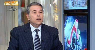 توفيق عكاشة: أعتذر أسأت إليه