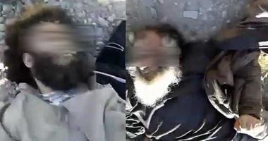 بالفيديو.. نشطاء سوريون ينشرون فيديو لقتلى قادة داعش بجوار سد تشرين