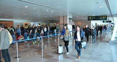 وصول وفد أمنى روسى لمطار الغردقة لتفقد الإجراءات الأمنية بالمطار