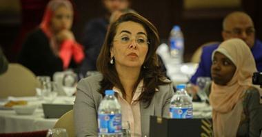 وزيرة التضامن: إعداد قواعد بيانات مؤسسات الرعاية الاجتماعية