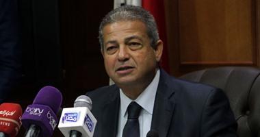 وزير الرياضة: مارثون زايد الخيرى ليس لإثبات أن مصر بلد الأمن والأمان