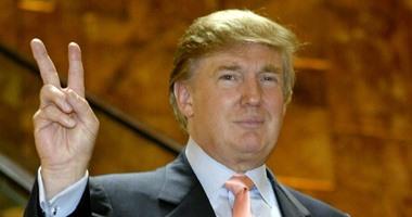 المرشح الجمهورى المحتمل للرئاسة الأمريكية، دونالد ترامب