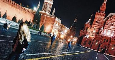 بالفيديو.. إخلاء جزء من الساحة الحمراء بموسكو إثر تهديد أمنى