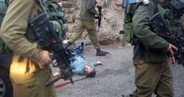 استشهاد فلسطينى بعد محاولته طعن شرطى إسرائيلى فى الضفة الغربية