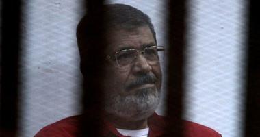 """15 أكتوبر.. """"النقض"""" تنظر طعن محمد مرسى وآخرين بـ""""إهانة القضاء"""""""