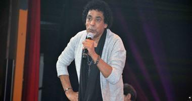 """كلمات أغنية محمد منير """"أنا منك أتعلمت"""" الأكثر طلبًا على """"تويتر"""""""