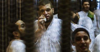 تأجيل محاكمة 215 متهما بقضية  كتائب حلوان  لـ17 يناير لتغيب متهمين