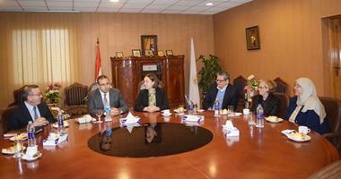 """انطلاق مشروع """"منح الجامعات الحكومية"""" بجامعة المنصورة"""