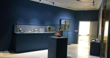 ننفرد بنشر أول صور لمتحف المطار قبل افتتاحه اليوم