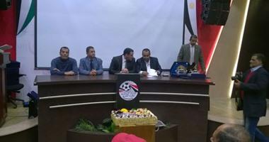 اتحاد الكرة يختار 5 حكام للمشاركة فى ندوة شمال أفريقيا