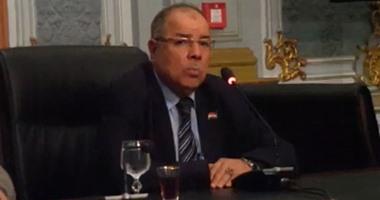 النائب إسماعيل نصر الدين يطالب بجلسة طارئة للبرلمان لرفض قرار ترامب علنا
