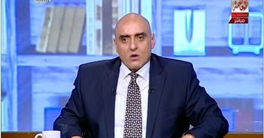 """عزمى مجاهد يستضيف النائب الحسينى أبو قمر فى برنامج """"الملف"""".. غدا"""