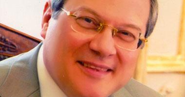 الدكتور محمد محمود يوسف محافظ دمياط