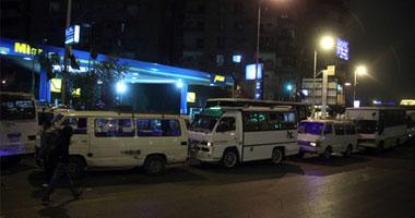 ما زالت اشتباكات محطات الوقود مستمرة