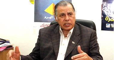 أبو العز الحريرى المرشح المحتمل للرئاسة