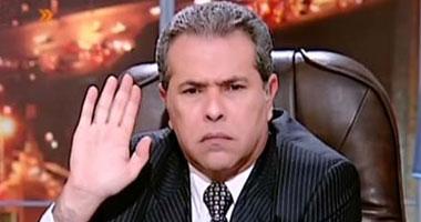 عكاشة: مرسى يهدد القوات المسلحة