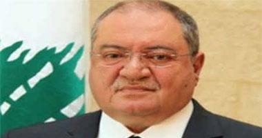 وزير الدفاع اللبنانى فايز غصن