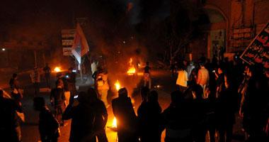 متهمين اشتباكات مكتب الإرشاد بمظاهرات الكرامة