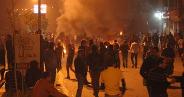 """الأمن يحرر """"إخوان"""" مسجد الحمد"""