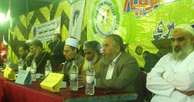 صفوت عبد الغنى فى بنى سويف: الدستورية ليست صنماً يعبد