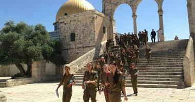 وزير الأوقاف الفلسطينى: 100 اعتداء وانتهاك للمقدسات خلال يناير الماضى
