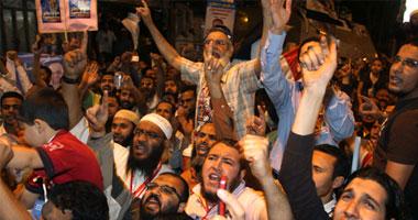 اعتصام مفتوح لأنصار أبو اسماعيل في التحرير  142012120232
