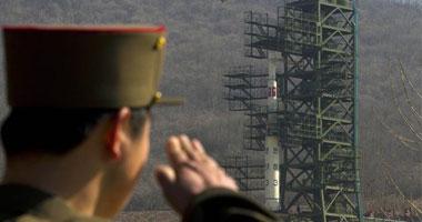 الصاروخ الكورى الشمالى