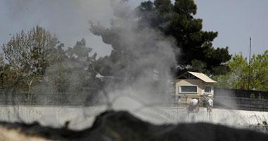 غارات الناتو على ليبيا - صورة أرشيفية