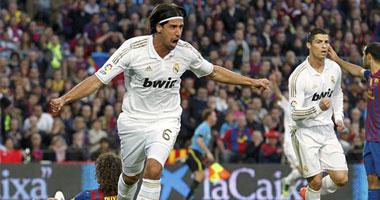 سامى خضيرة لاعب ريال مدريد