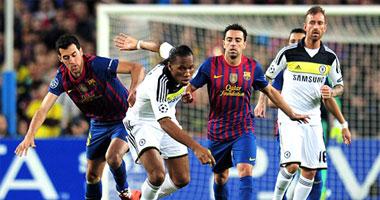 """تشيلسى يُطيح بـ""""برشلونة"""" ويصعد لنهائى دورى الأبطال 142012242386.jpg"""