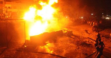 اندلاع حريق هائل بحقل ألغام شمالى إسرائيل 14201226221510.jpg