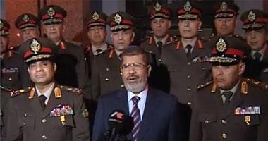 الجارديانمرسى يدعم الجيش مزاعم إساءة التصرف الثوار