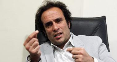 عمرو حمزاوى لليوم السابع: الشعب هو بطل 30 يونيو دون وسطاء يمثلونه
