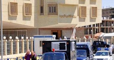 الحماية المدنية: أسطوانة بوتاجاز سبب حريق محكمة القاهرة الجديدة