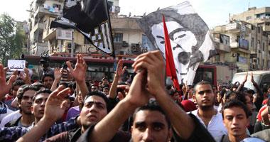 وقفة إبريل بميدان طلعت احتجاجاً زملائهم لسجن العقرب