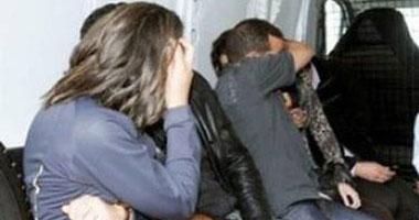 حبس شاب وفتاة بتهمة تكوين شبكة لممارسة الشذوذ بالقاهرة الجديدة