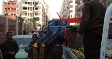 تموين القليوبية تحرير 46 مخالفة خلال حملة صباح الثلاثاء