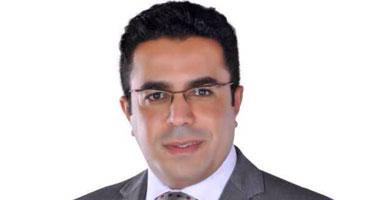باسل عادل رئيس حزب النيل