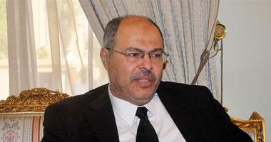 شخصيات عامة وقضائية فى عزاء فقيد الدستورية العليا حاتم بجاتو